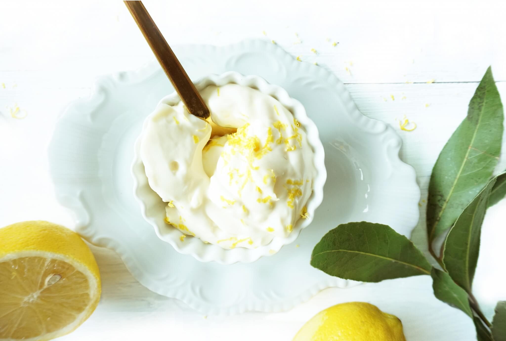 Snelle citroenmayonaise