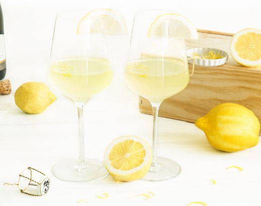 Limoncello cocktail 'The Lemon Kitchen