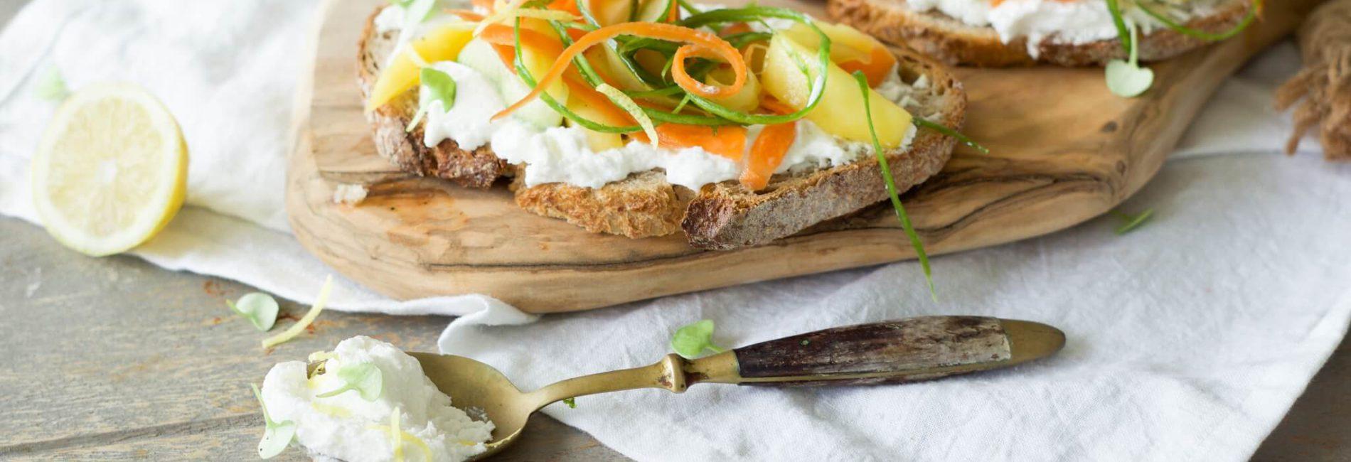 frisse salade www.thelemonkitchen.nl