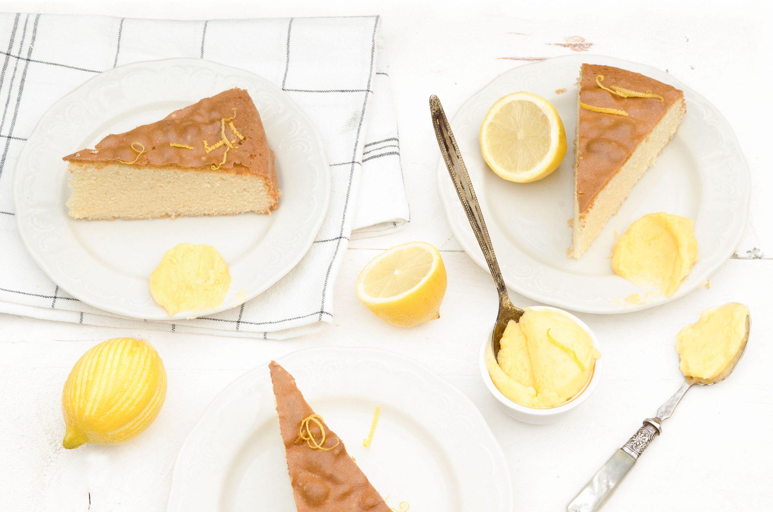 Lemon curd met biologische citroen