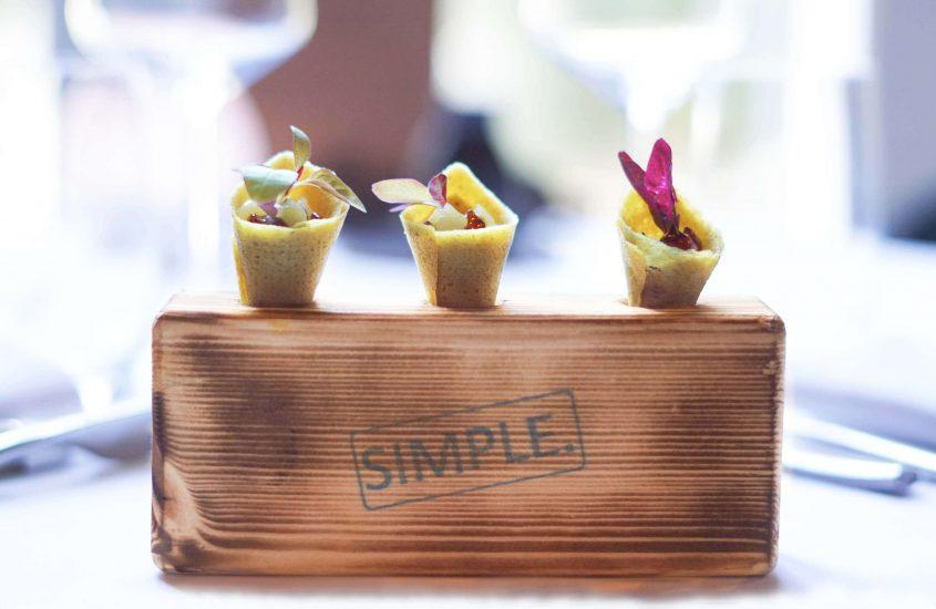 IENS Insider Lunchen in Utrecht bij Le Jardin & Simple
