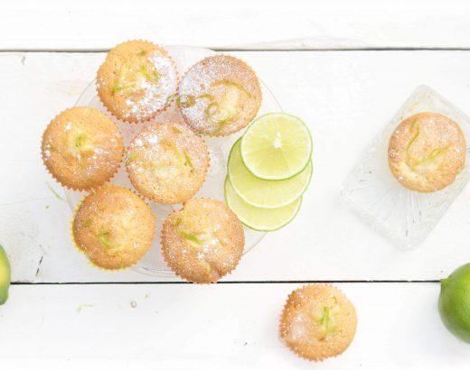 bergamot cupcakejes met frisse icing
