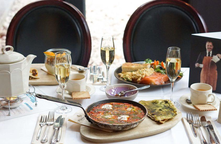 Ontbijt bij Restaurant Pilkingtons Den Bosch