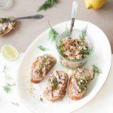 Zalm salade met zeekraal en citroen www.thelemonkitchen.nlZalm salade met zeekraal en citroen www.thelemonkitchen.nl