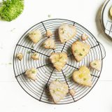 Valentijn koekjes met citroen en anijs cress www.thelemonkitchen.nl
