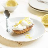 Lemon Meringue Pie met lemoncurd www.thelemonkitchen.nl