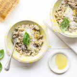 Risotto met citroen & Parmigiano Reggiano 'The Lemon Kitchen