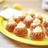 Zomerse Limoncello cupcakes 'The Lemon Kitchen
