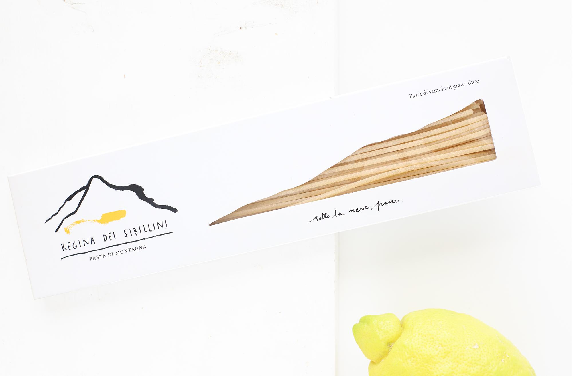 Spaghetti met Parmigiano Reggiano & citroen 'The Lemon Kitchen