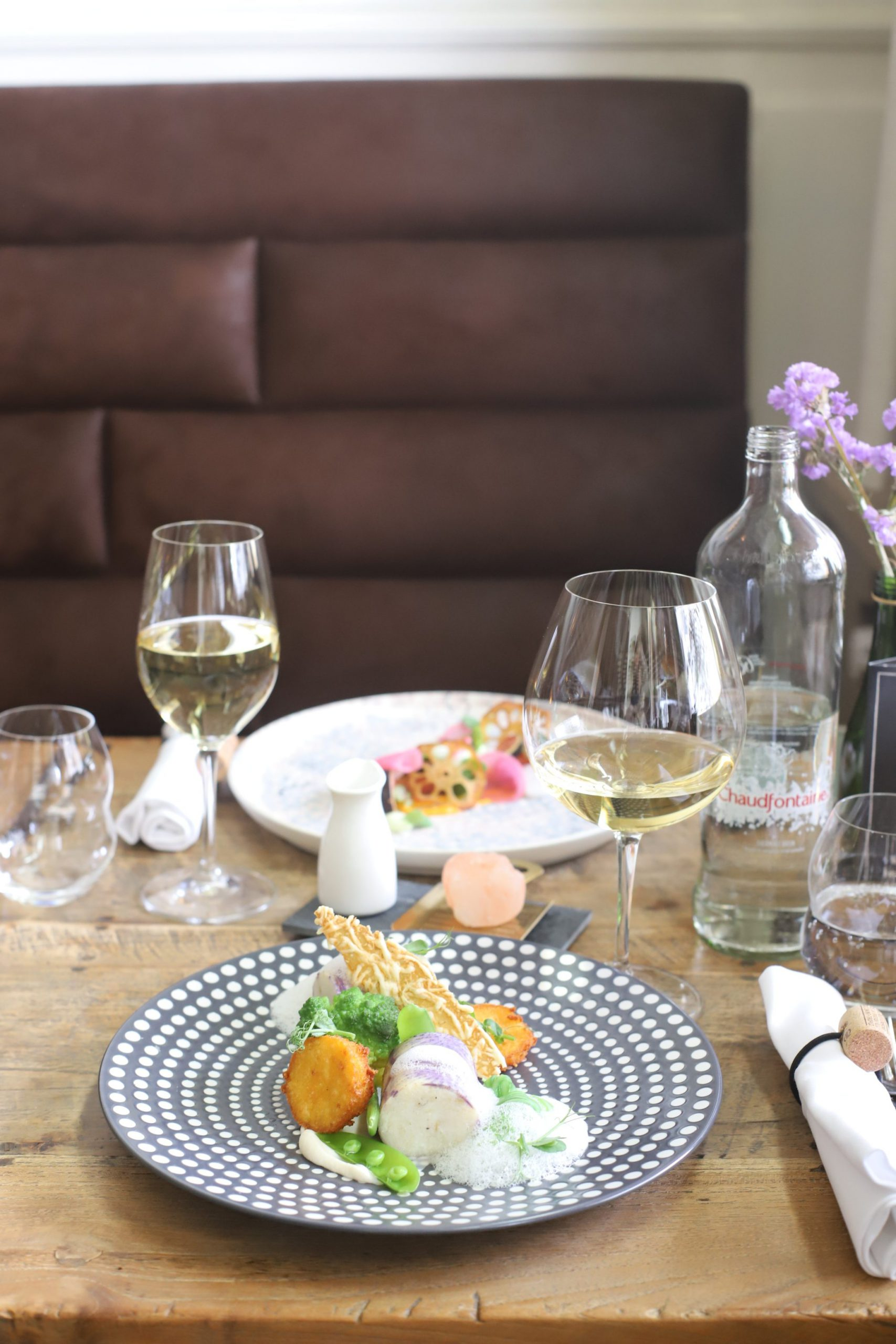 Plat of bruisend water 'The Lemon Kitchen