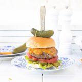 Kesbeke hamburger