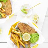 Fish & Chips vegetarisch