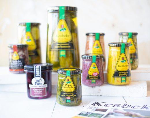 kesbeke fijne tafelzuren 'the lemon kitchen