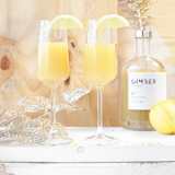 citroen cocktail met gimber 'the lemon kitchen