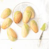 Match madeleines met citroen 'the lemon kitchen