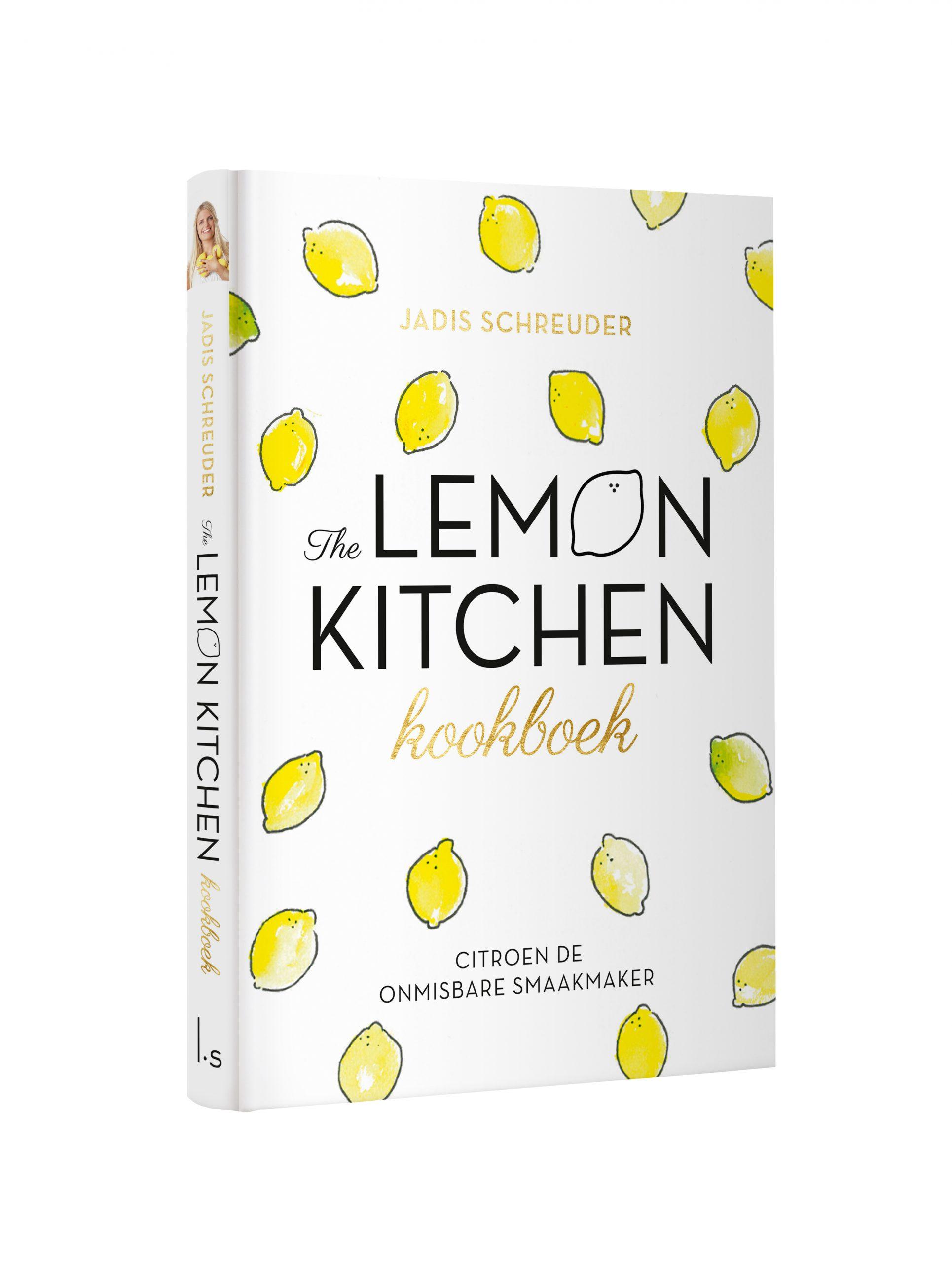 Jadis Schreuder The lemon Kitchen kookboek