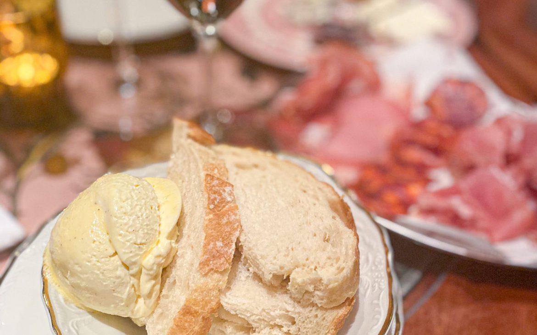 brood met beurre noissette en pata negra_