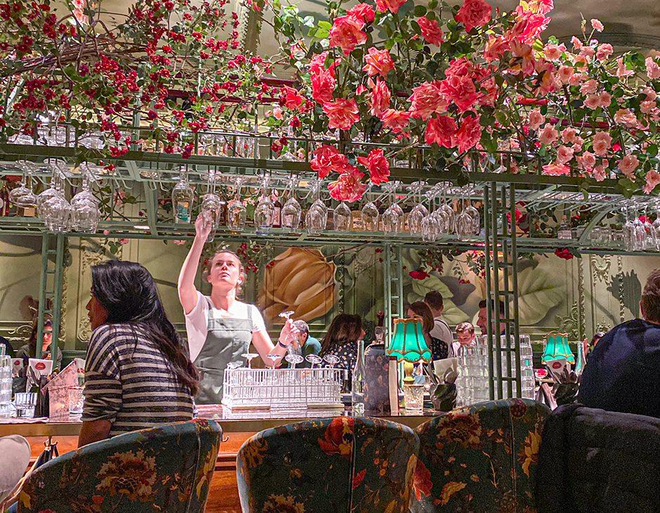 Ruby Rose Wijn- en eetbar in Utrecht
