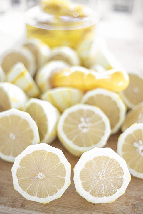 limoncello maken The Lemon Kitchen