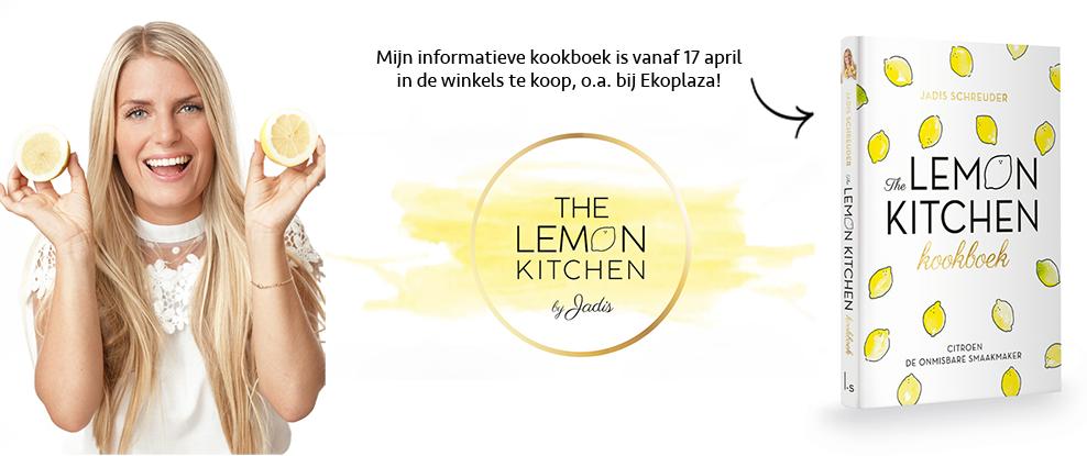 the lemon kitchen jadis schreuder kookboek