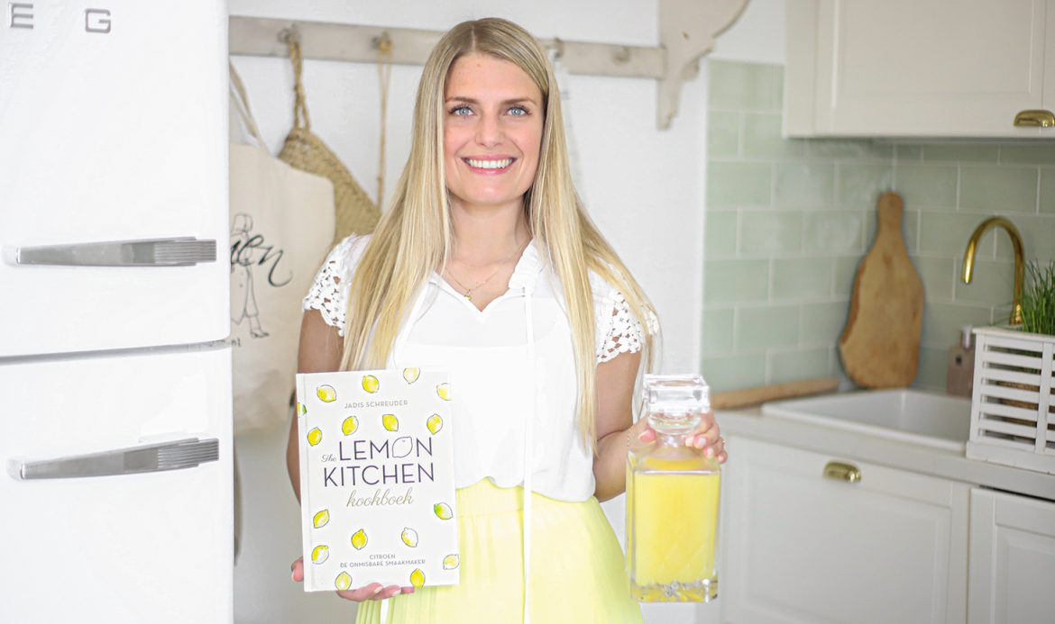 jadis the lemon kitchen limoncello kookboek