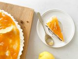 monchou taart met abrikozen en citroen