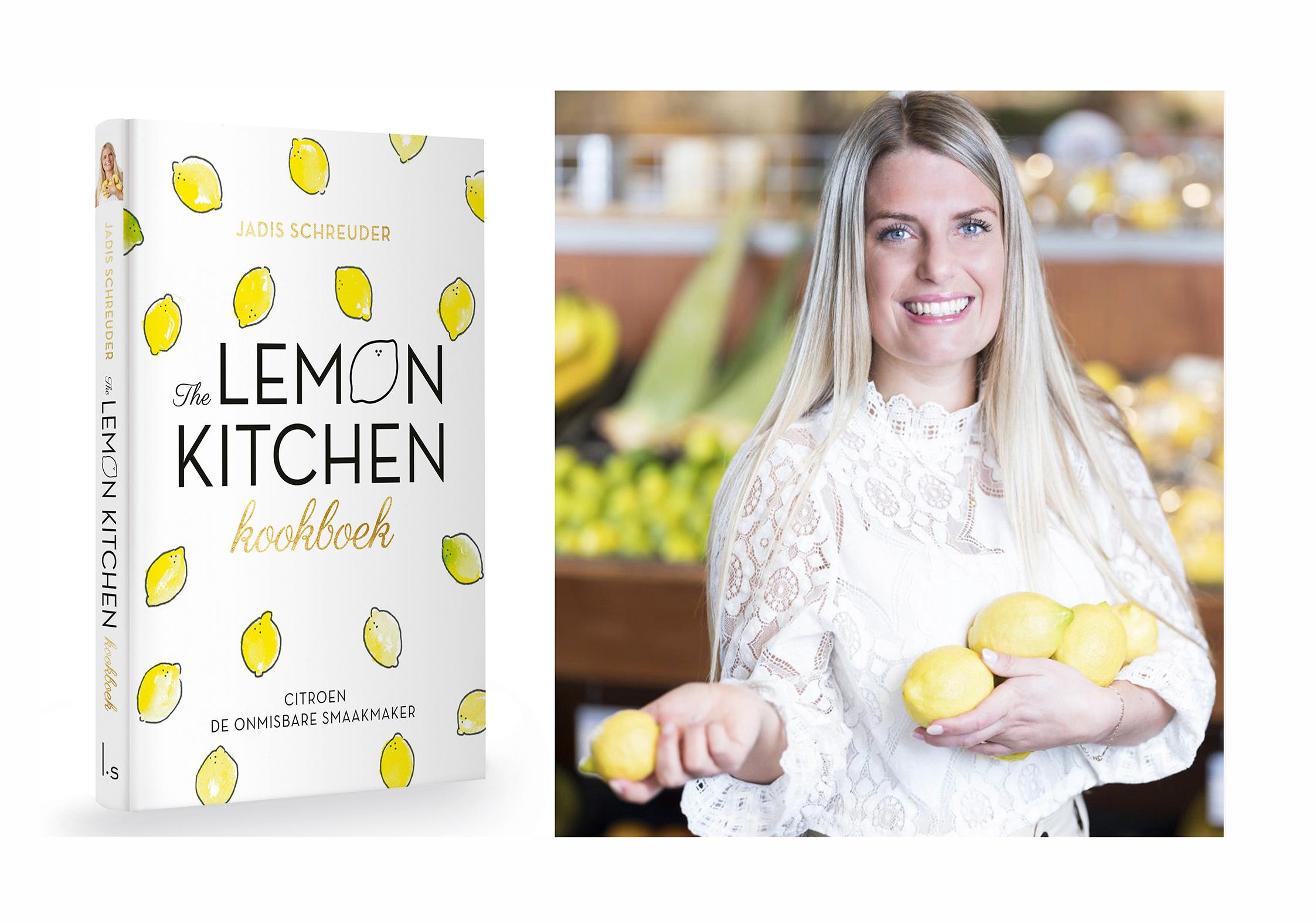 the lemon kitchen kookboek jadis