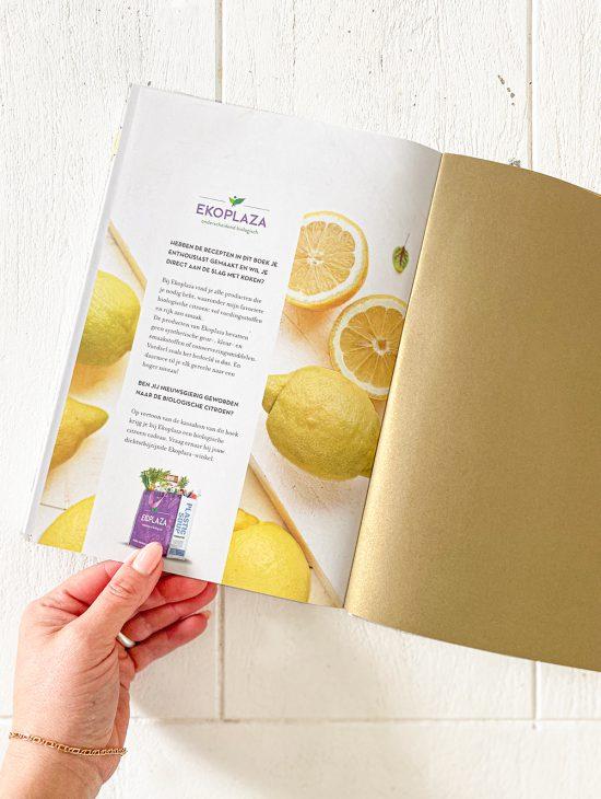 ekoplaza gratis citroen The Lemon Kitchen Kookboek
