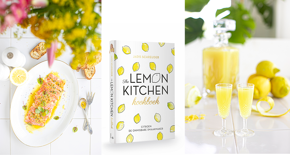 the lemon kitchen kookboek