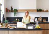satink keukens The Lemon Kitchen Jadis Schreuder