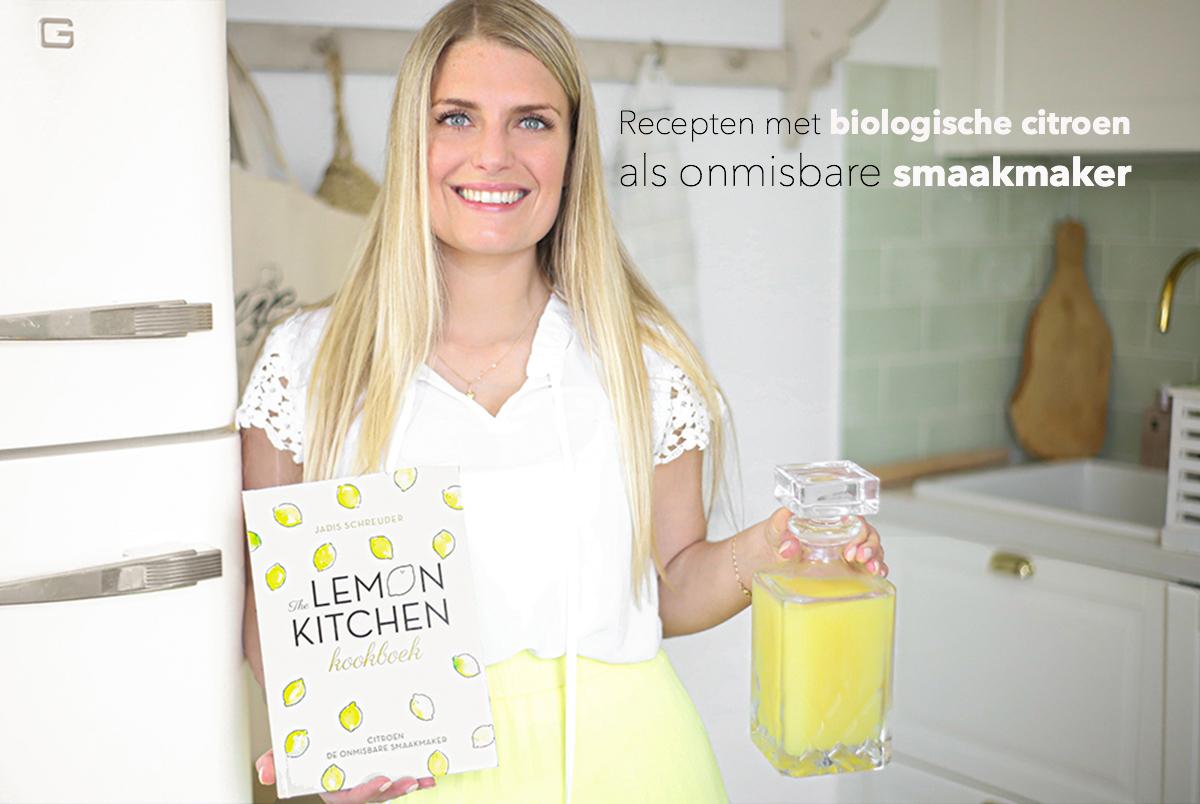 the lemon kitchen Jadis citroen_