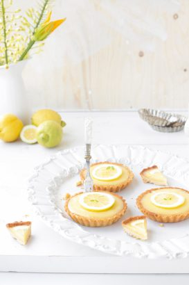 Kookboek citroen tartelette The Lemon Kitchen