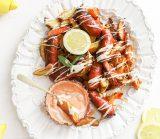 aardappeltjes met chorizo uit de oven met aioli en citroen