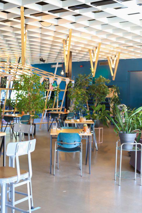 kantien Utrecht restaurant sfeer